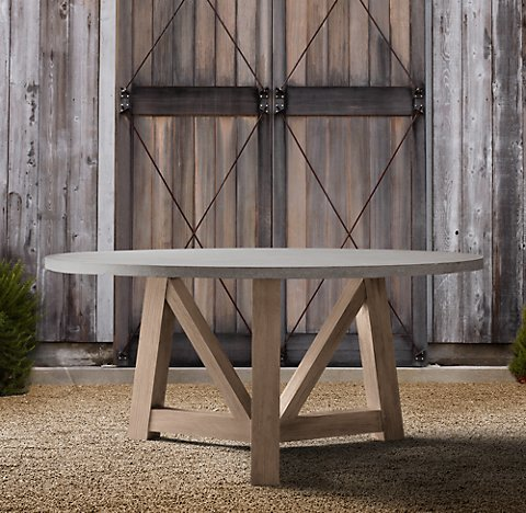 Restoration-Hardware-French-beam-weathered-round table.jpeg