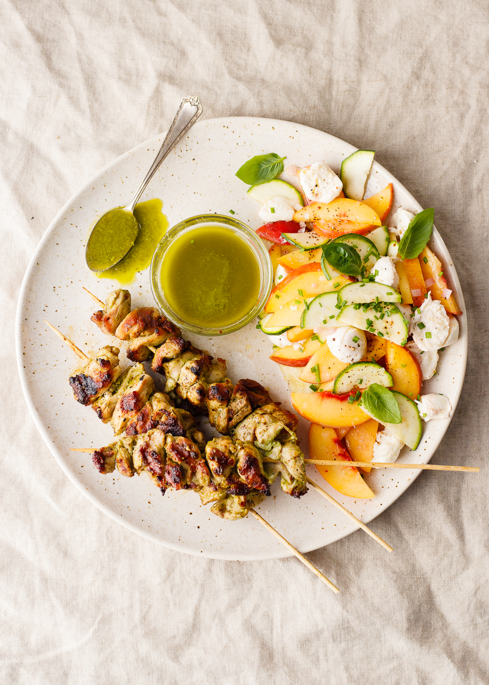 grilled chicken with peach salad 2 (1 of 1).jpg