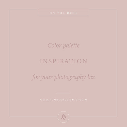 Color Palette Inspiration By Industry Photography Blog Humble Design Studio Orange County