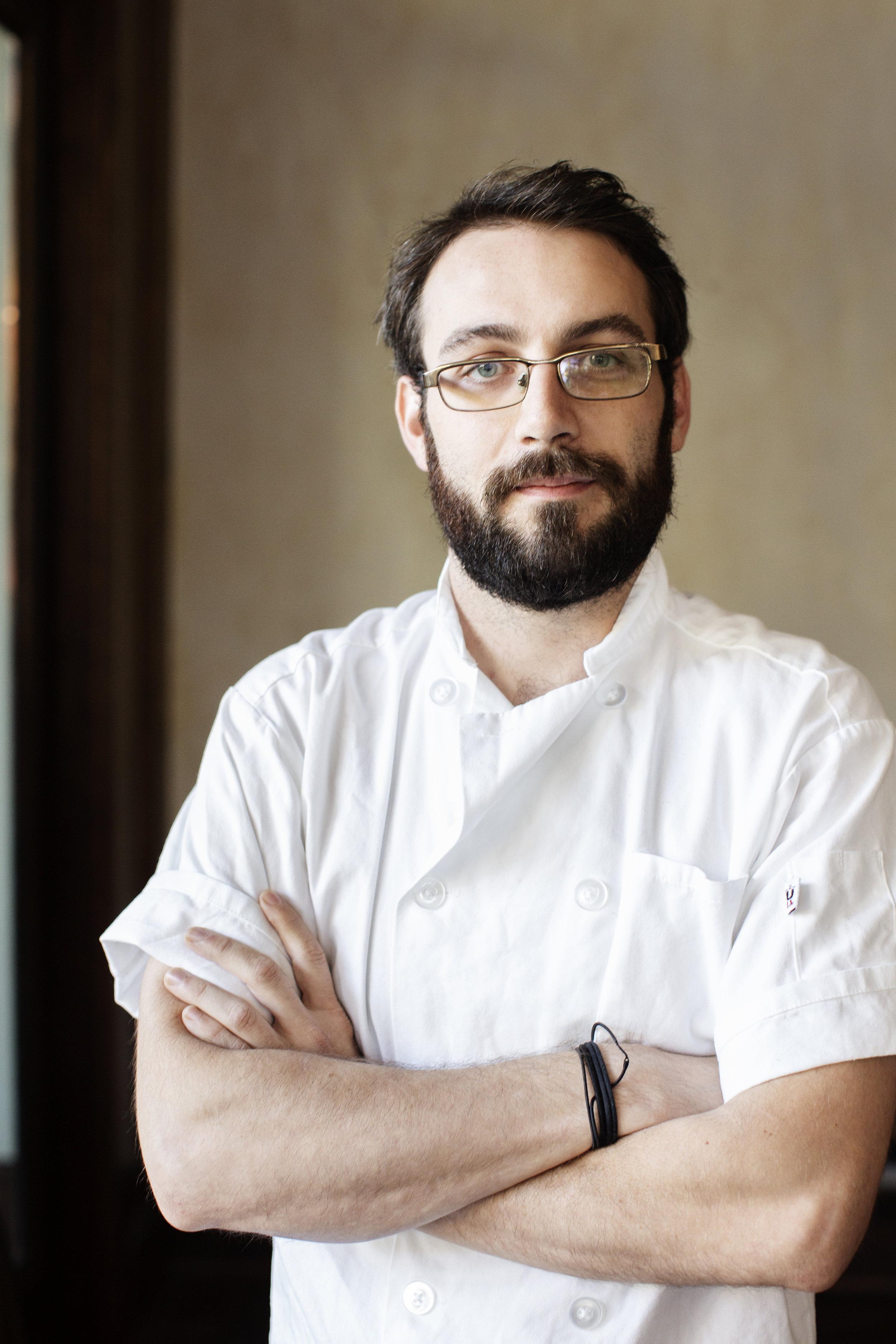 Sean O'Donnell - Chef de Cuisine