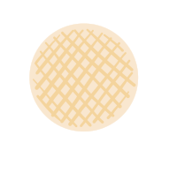 1. The Frozen Waffle - The type of waffle that you can still taste the freezer burn when you bite into it. The whole experience is so traumatizing that it might be awhile before you can safely bite into another.