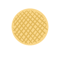 3. The Microwaved Waffle - This is the type of waffle that won't stick with you for the rest of your life, but damn you enjoyed it nonetheless. Not every movie can be a Superbad.