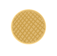 4. The Crispy Waffle - Oh yeah, it's not the best waffle you've ever had, but it's pretty close. This rating is reserved for the movise that crack into your End-of-Year best lists but don't quite make it onto your Best of All Time.