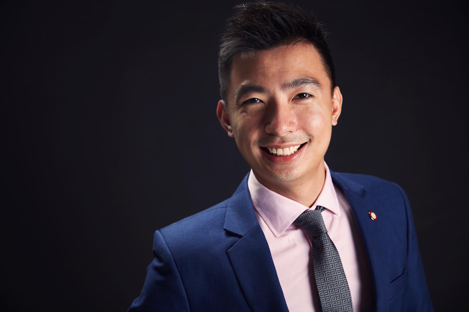 Chariot Tan, Founding President