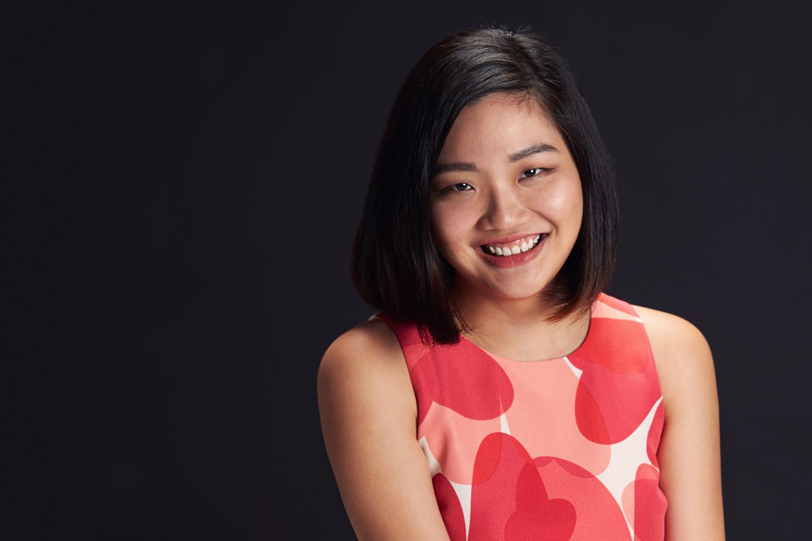 Winnie Lim, Secretary (Oct 2014)