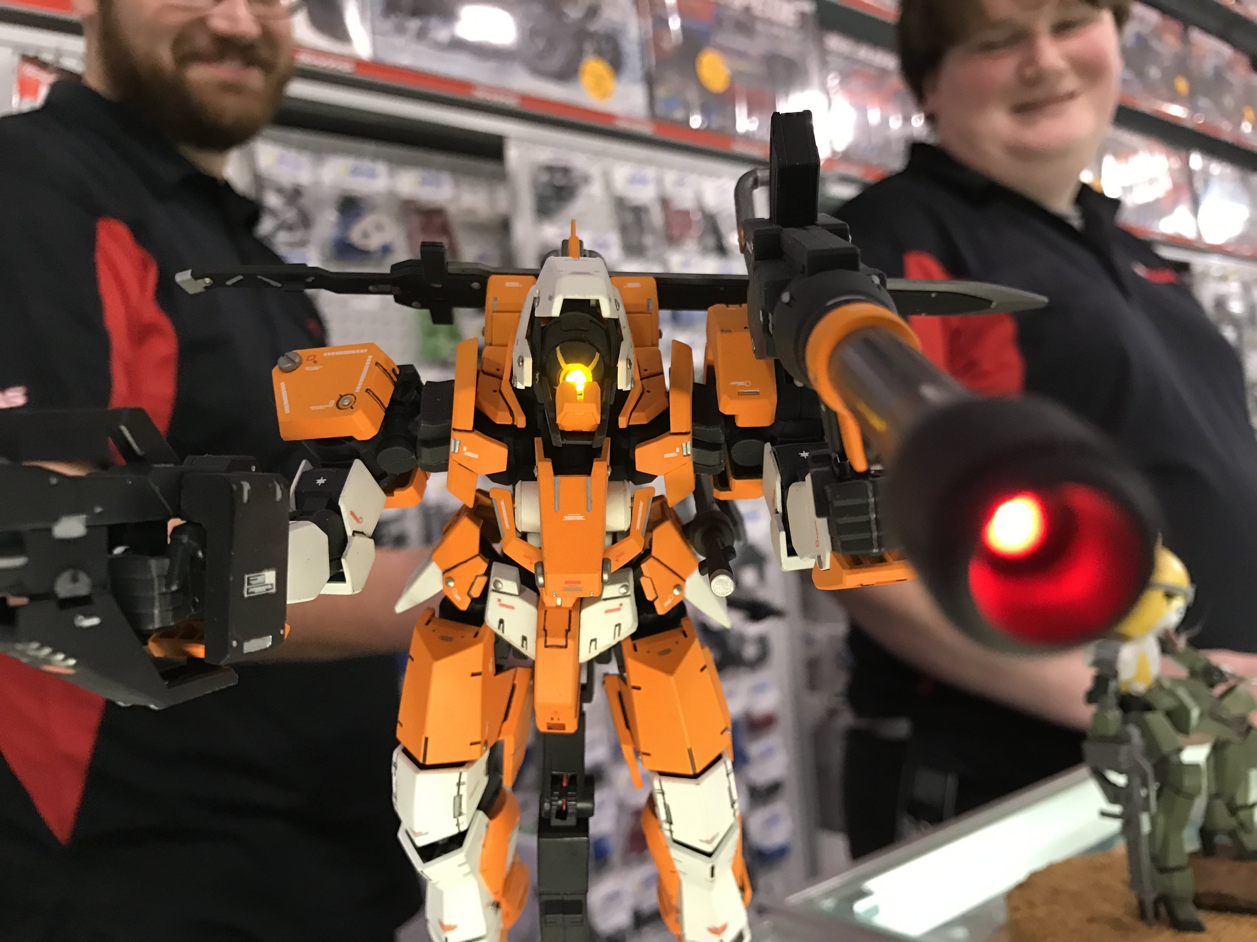 """""""Graze's Edge"""" Took second place. The amount of customization is incredible."""
