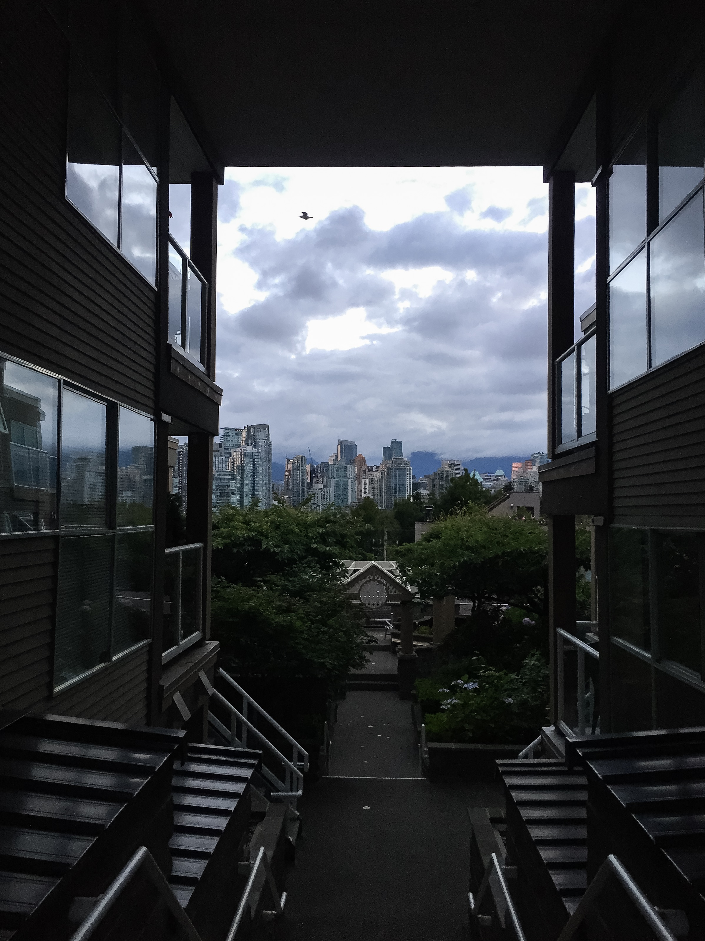 5:30AM Walk to Amtrak | Vancouver