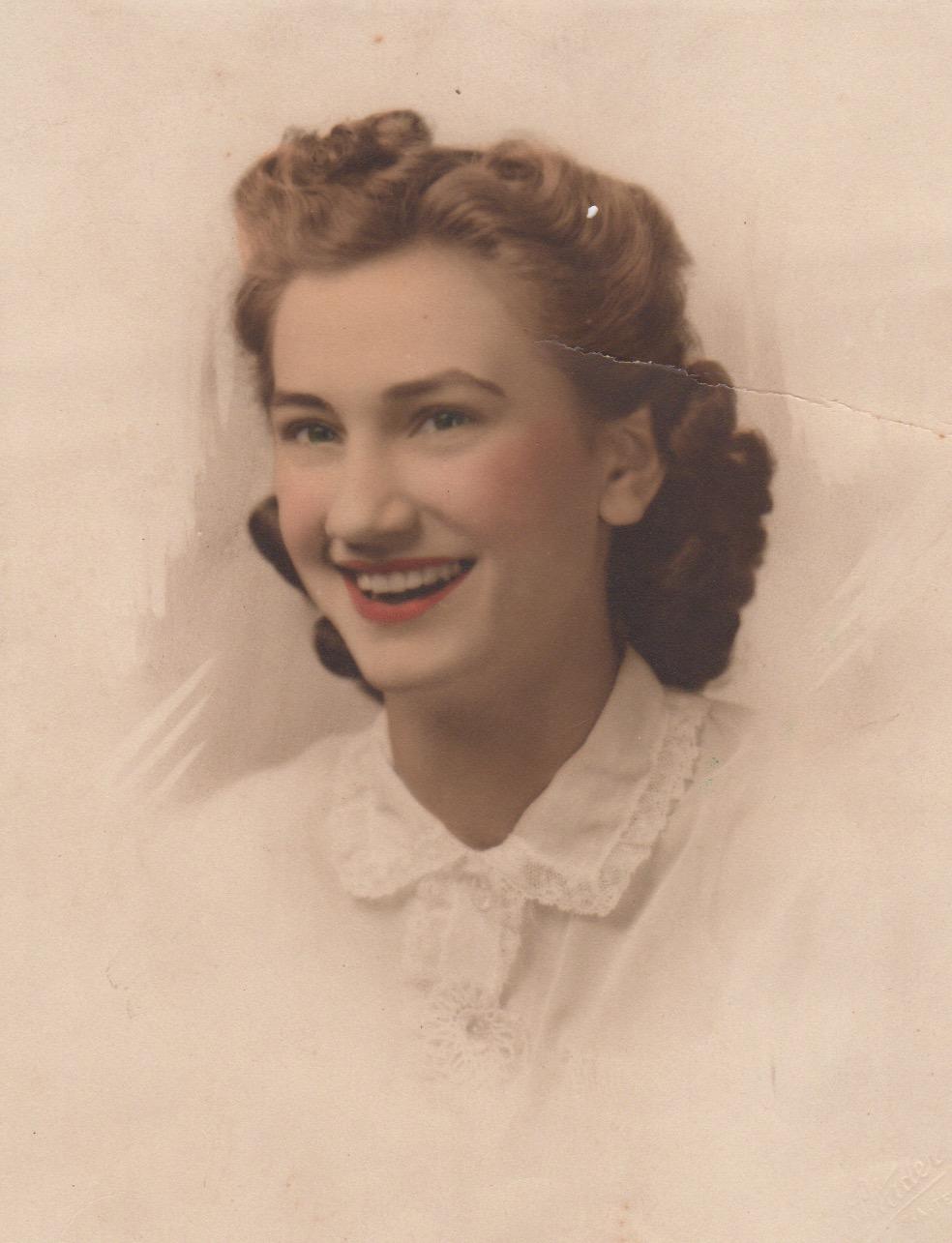 Anastasia Viola Marie Michalec Kresta | Born March 4, 1922 |La Grange, Texas