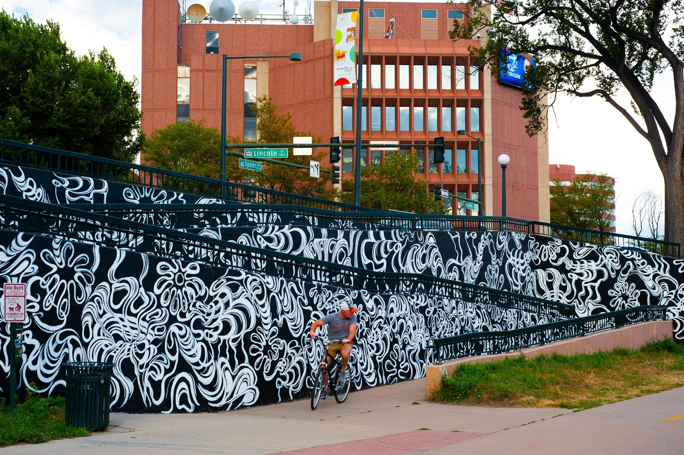 Denver Urban Arts Fund Mural (2019)