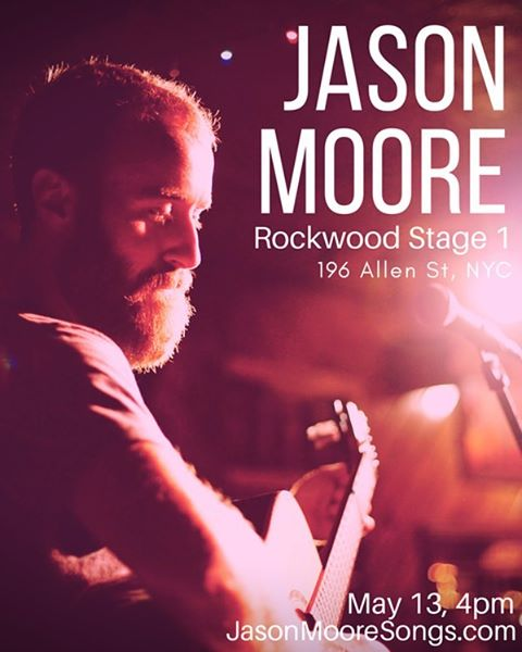 NYC!  I couldn't be more excited to be playing Rockwood this Saturday.  Stage 1, 4pm. @rockwoodmusichall @leestavall #nycmusic #nycmusicscene #nycfolk #nycfolkmusic #nycsingersongwriter #singersongwriter #folkmusic #acousticmusic #acousticguitar #storysongs #travellingmusician #vagabond #vanlife #ontour #tourlife