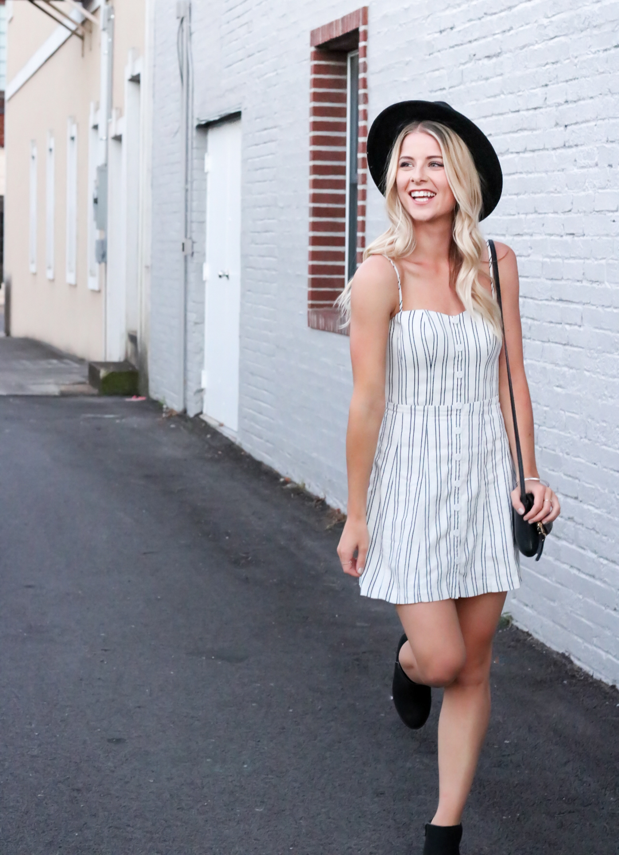 Striped Urban Outfitters Mini Dress-3.jpg