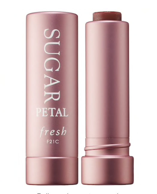 Sugar Lip Treatment - My favorite everyday lip color. It's super hydrating and the perfect shade of pink.