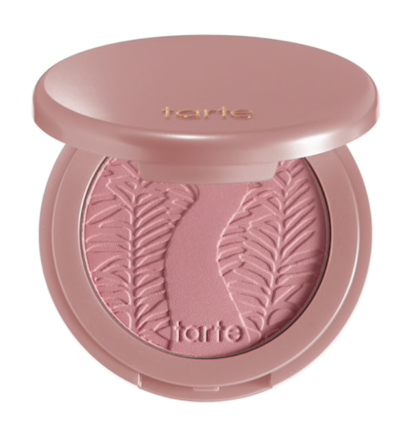 "Tarte Blush - The color ""paaarty"" is such a good shade that works really well with multiple skin tones."