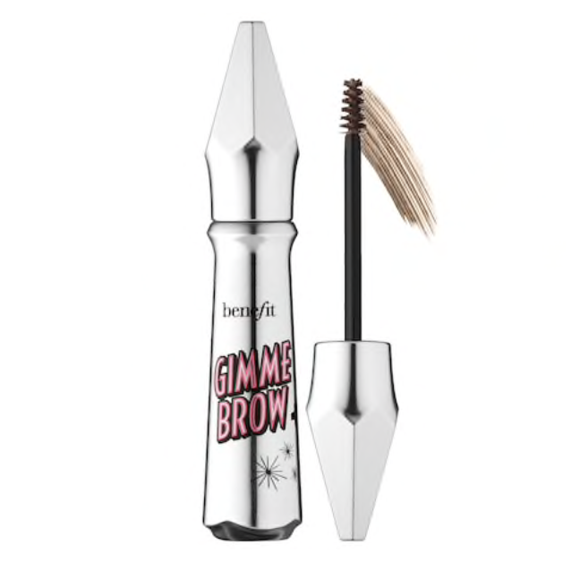 Benefit Gimme Brow - Have you ever wanted to make your brows look extra fluffy and thick? This will do the trick.