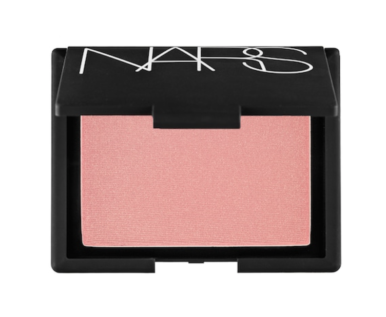 NARS Blush - This is a really good blush if you are wanting a bit of shimmer.