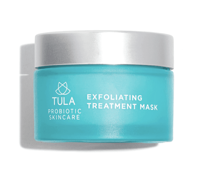 Tula Exfoliating Mask - I love using this mask weekly to detoxify and gently exfoliate my skin.