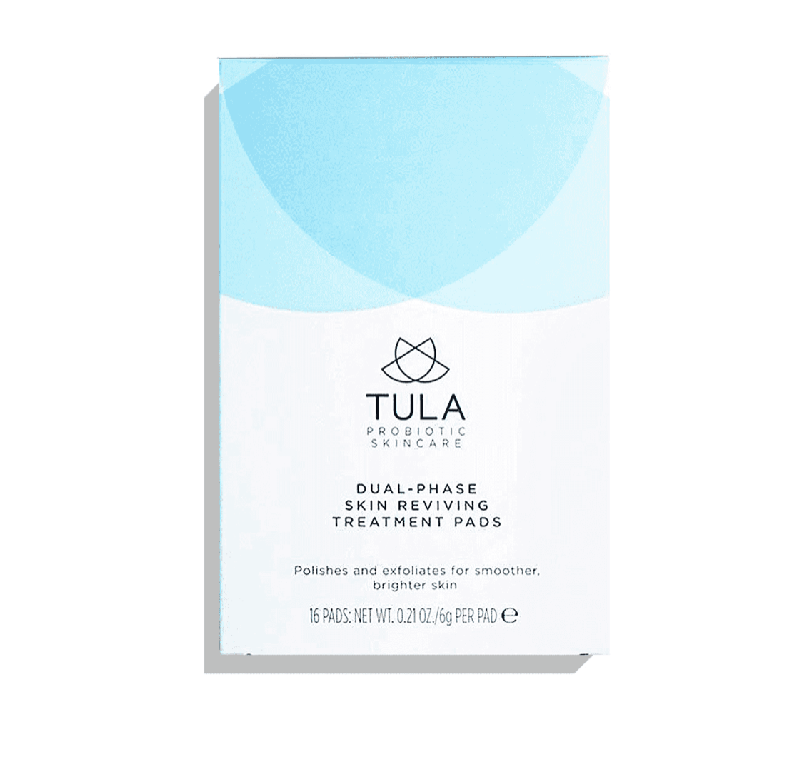Tula Treatment Pads - I'm OBSESSED with these. The are little magicians that leave my skin feeling so so smooth. It feels like I'm getting a facial right in my own home.