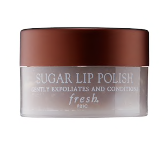 Fresh Sugar       Lip Polish - I love using this every so often to exfoliate my lips. It leaves them so smooth and hydrated!