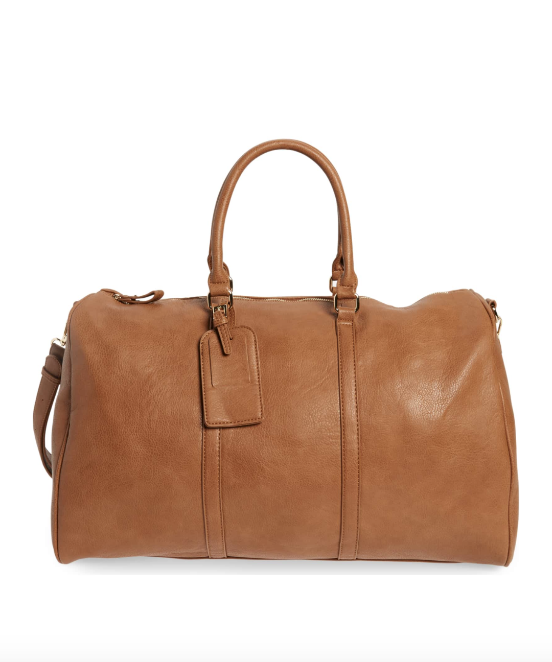 Sole Society Weekender Bag - I have this and loveee it! It's the perfect size and fits so much. Plus the leather is super cute. Under $50!