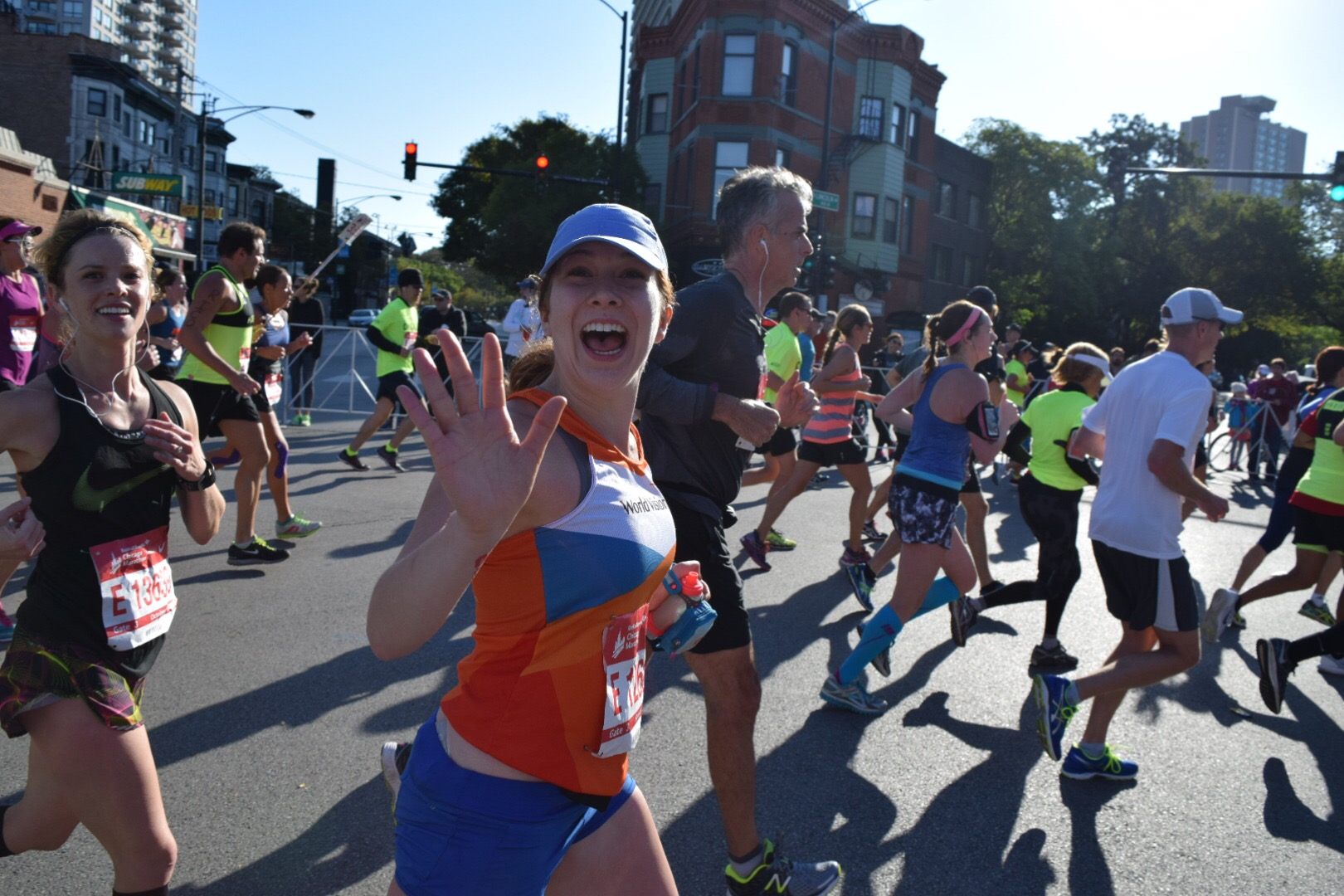 Chicago Marathon 2016