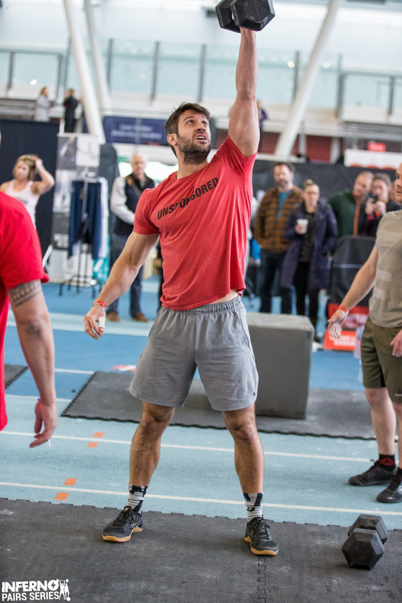 Tom Batchelor - Tom is Lead Sport Scientist and Conditioning coach at Harlequins Rugby Club, where he is responsible for the fitness and readiness of the first team squad.He has been 'gym' training for 17 years. He first got into lifting weights to support his rugby, but strength training soon over took rugby as his favourite hobby. Straight out of university he worked in banking, but ultimately his love for training turned into a career as he left the city behind him to start a career in Strength and Conditioning. After completing a Masters in Strength and Conditioning he manage to land an internship at Harlequins and ultimately a job there, where he has now been for 7 years. His desire for knowledge has lead him to complete a number of qualifications, and he is currently studying for a Professional Doctorate on the subject of periodisation.His Crossfit journey started 5 years ago, when he wanted to find something he could compete in whilst juggling his commitments with Harlequins. He has been training competitive Crossfitters for the past couple of years to a wide range of levels.
