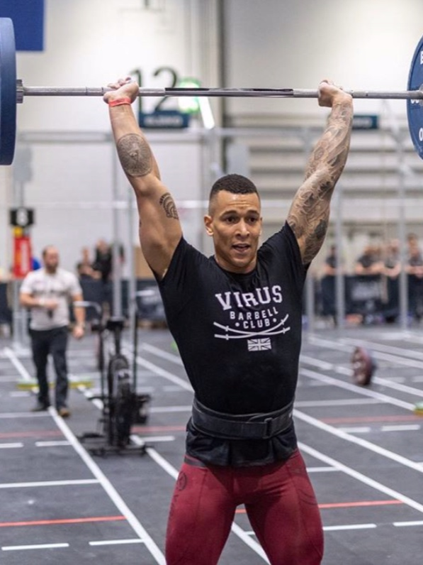 David Shorunke - David found CrossFit in 2014 whilst studying for his Sports, Coaching and Exercise Science degree and has been competing in the sport of fitness since then. 😎⠀⠀⠀⠀⠀⠀⠀⠀⠀He currently resides in Stockholm, Sweden where he works as Head coach at Vici Athletics/CrossFit Kungsholmen. His position there is as a coach/programmer, he also has experience working with first time CrossFit athletes to those aspiring to Sanctionals.⠀⠀⠀⠀⠀⠀⠀⠀⠀David has himself competed at Regionals twice, he took 6th Place at the CF Games in 2016 with Team Nordic OPEX, along with multiple International competition podiums.⠀⠀⠀⠀⠀⠀⠀⠀⠀His passion is to fulfil his own physical potential and guide athletes of all levels to do the same. ⠀⠀⠀⠀⠀⠀⠀⠀⠀Drawing on his experience of competing at all levels of the sport, David believes that three things are key to success in the sport:1. Well targeted and deliberate training.2. A focus on safe and efficient movement3. A commitment to the long term development of the athlete with emphasis on finding enjoyment in the journey.