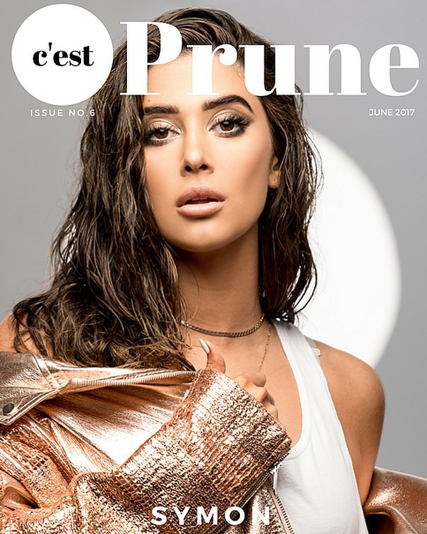C'est Prune: Symon: You Better Do What Symon Says Check out Symon on the cover of C'est Prune Magazine @prunemagazine @officialsymon