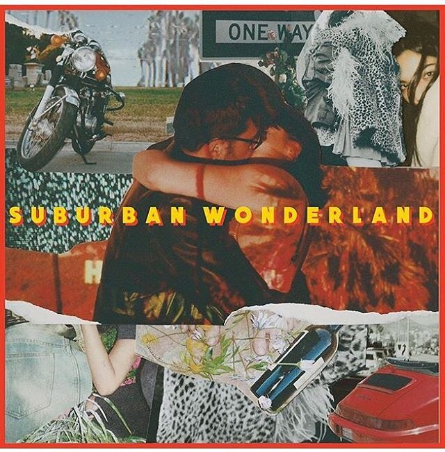 Suburban Wonderland single and music video by @theheirsmusic out now !! @spotify @itunes @applemusic @vevo