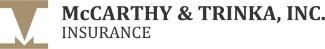 Sponsored By:McCarthy & Trinka, INC. Insurance