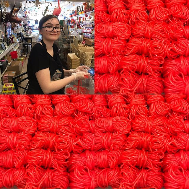 Luscious laces for licorice lovers (say it three times fast !) . . . #shopsmall #shoplocal #retail #branding #visualmerchandising #berkshirefoodies #greatbarrington #visittheberkshires #massachusetts #newengland #newyork #newjersey #connecticut #longisland