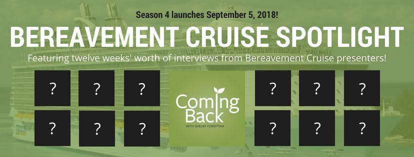 Bereavement Cruise Spotlight Shelby Forsythia