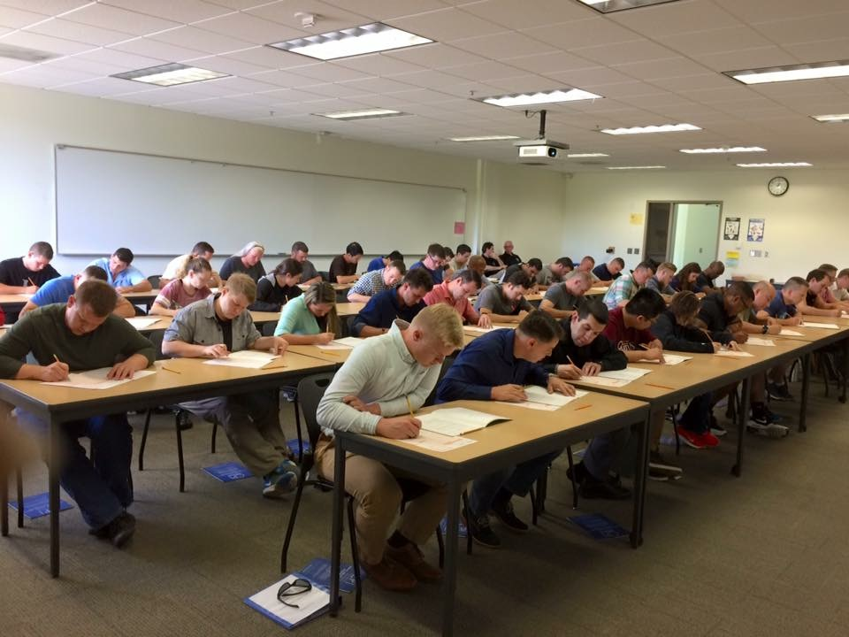 NTN Test at Portland Community College