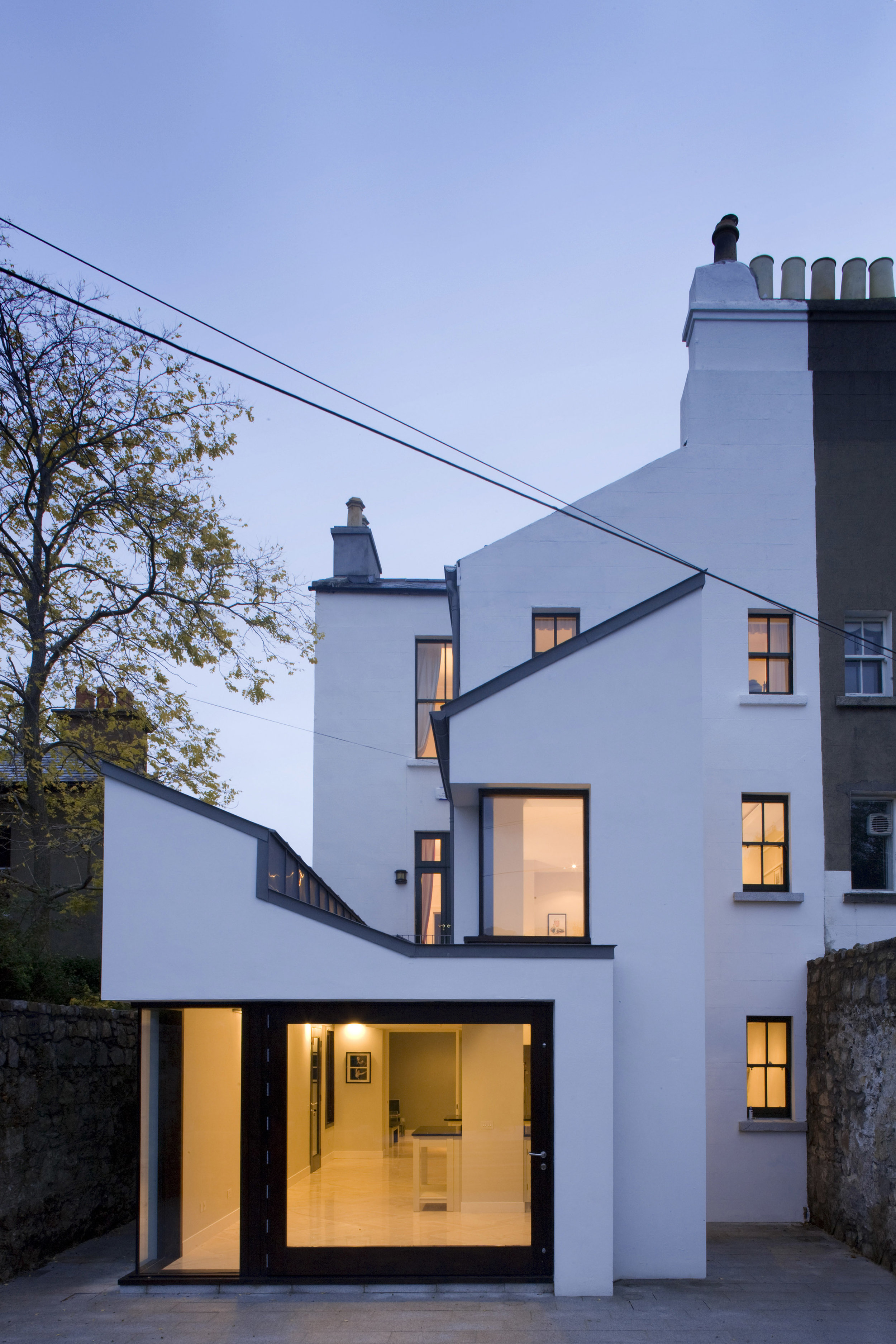 Broadstone Architects - Extension to a Protected Structure