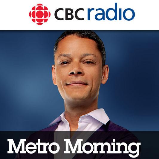 CBC News, Metro Morning July 2017