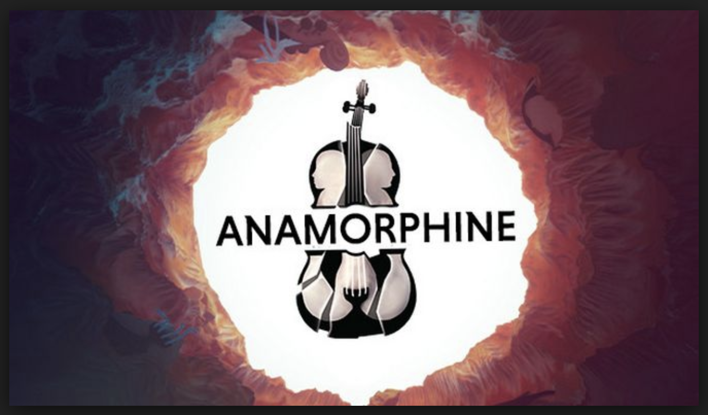 Anamorphine  is a VR game that explores post-traumatic denial - like can you even imagine?!