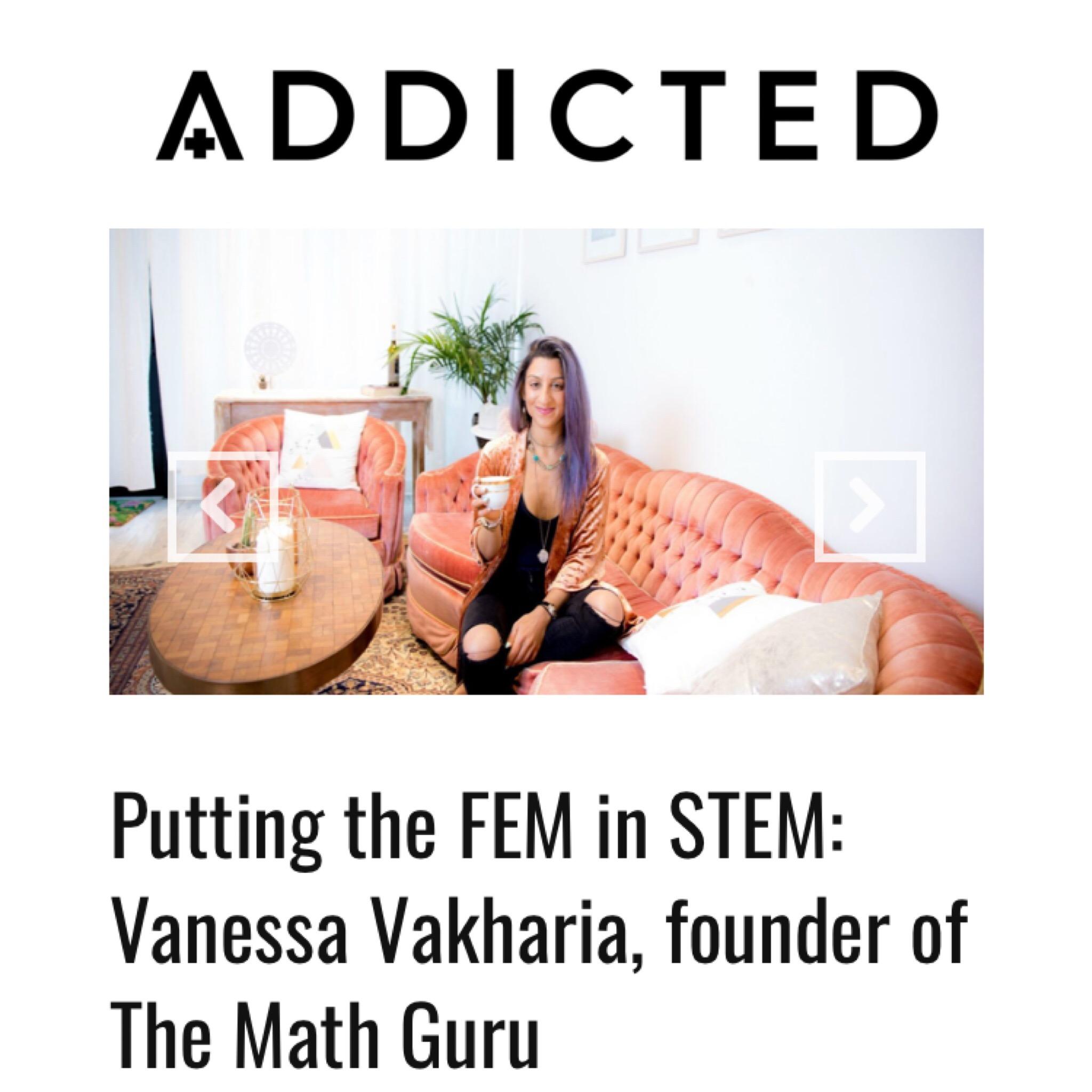 Addicted Magazine April 2019