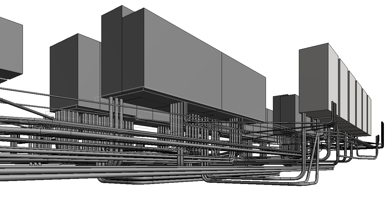 Conduit & Equipment Model