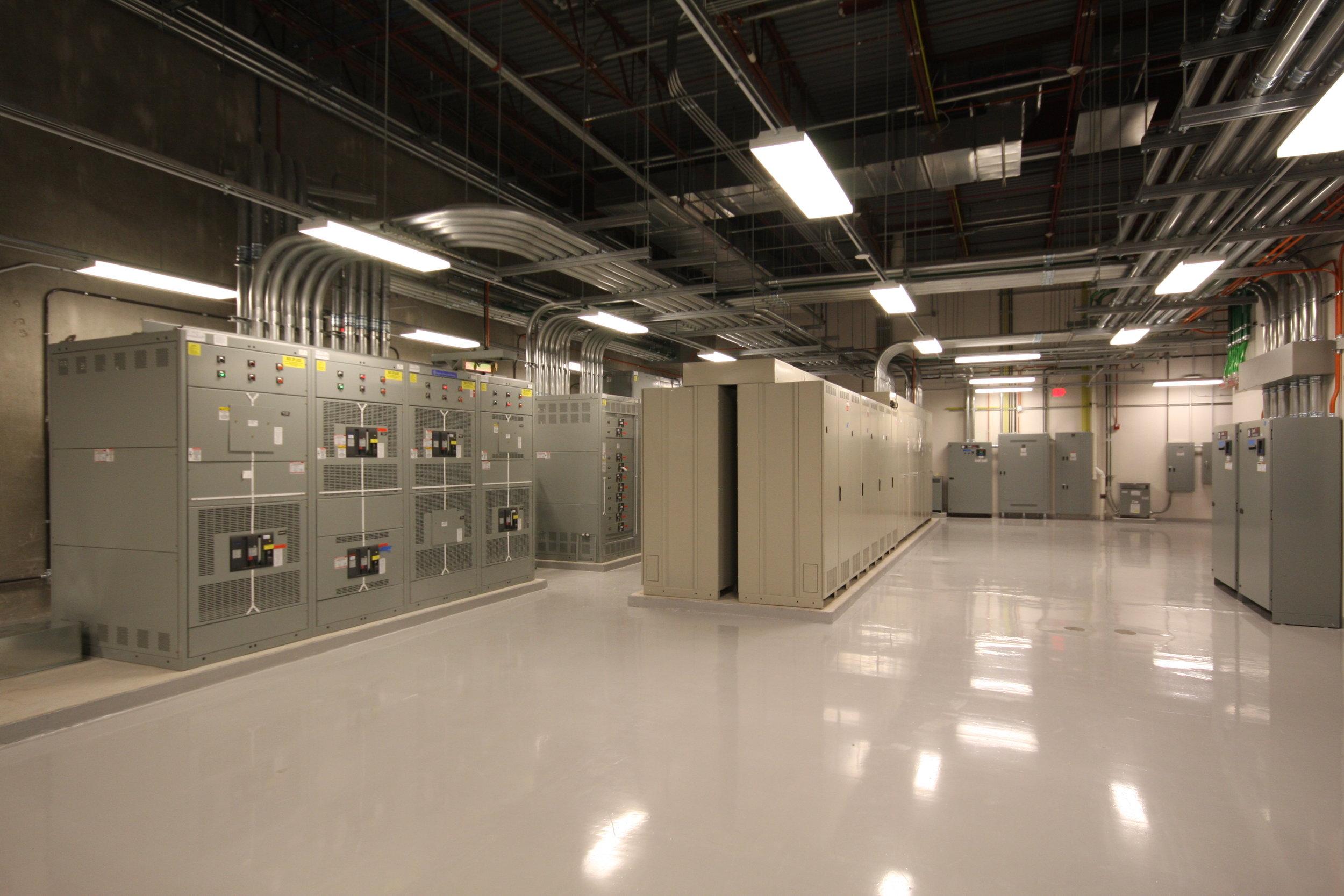 ColoHub Electrical Room