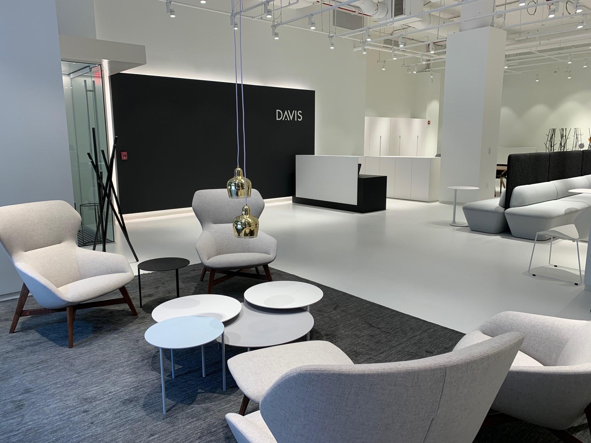 Davis Furniture; Washington DC