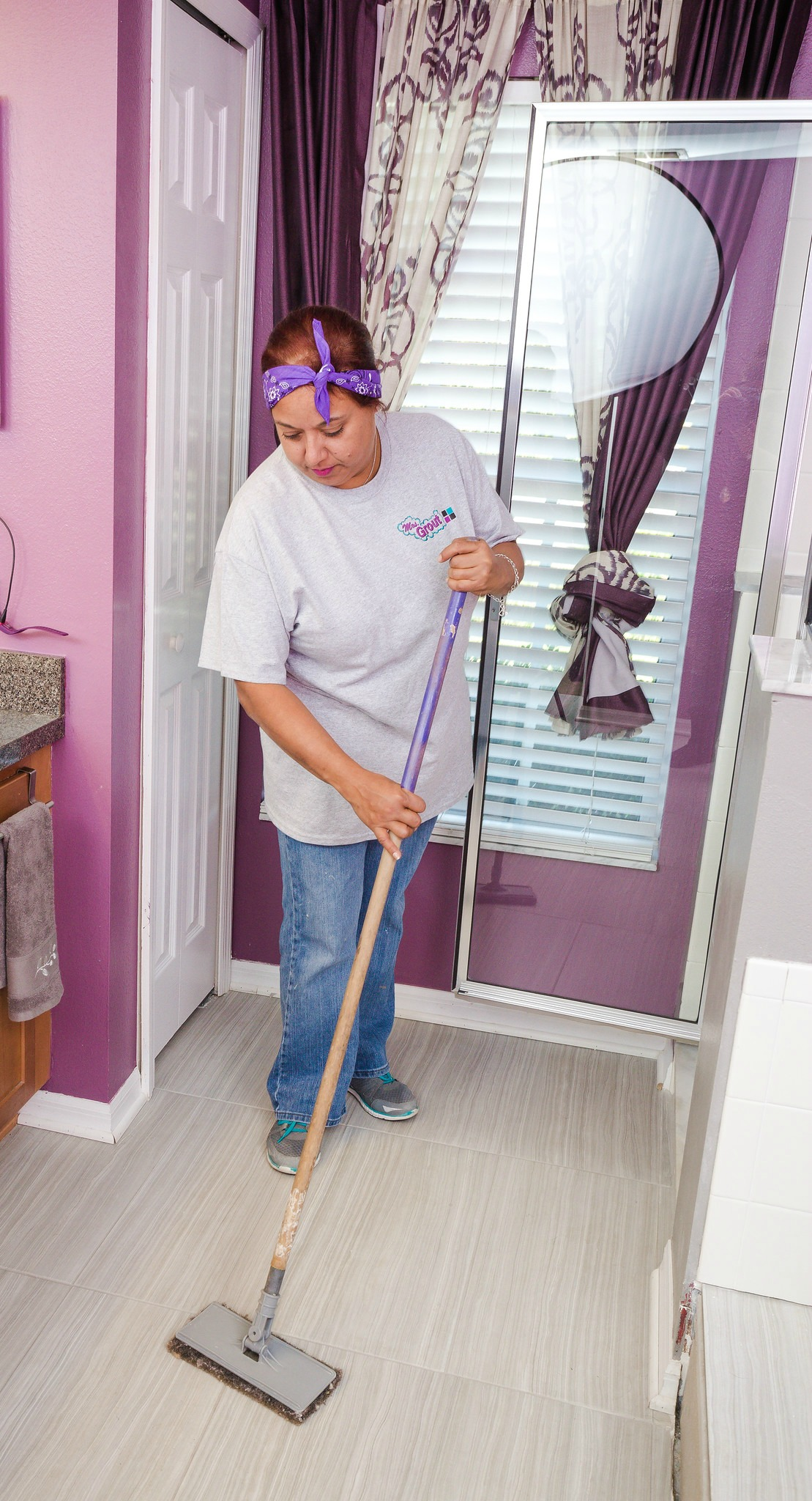 Spring Hill, Florida Grout Cleaning Specialists | MrsGrout.com