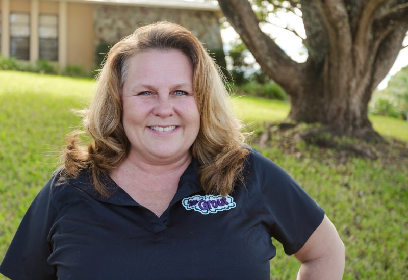 Lisa Hannon, Mrs. Grout Founder | MrsGrout.com
