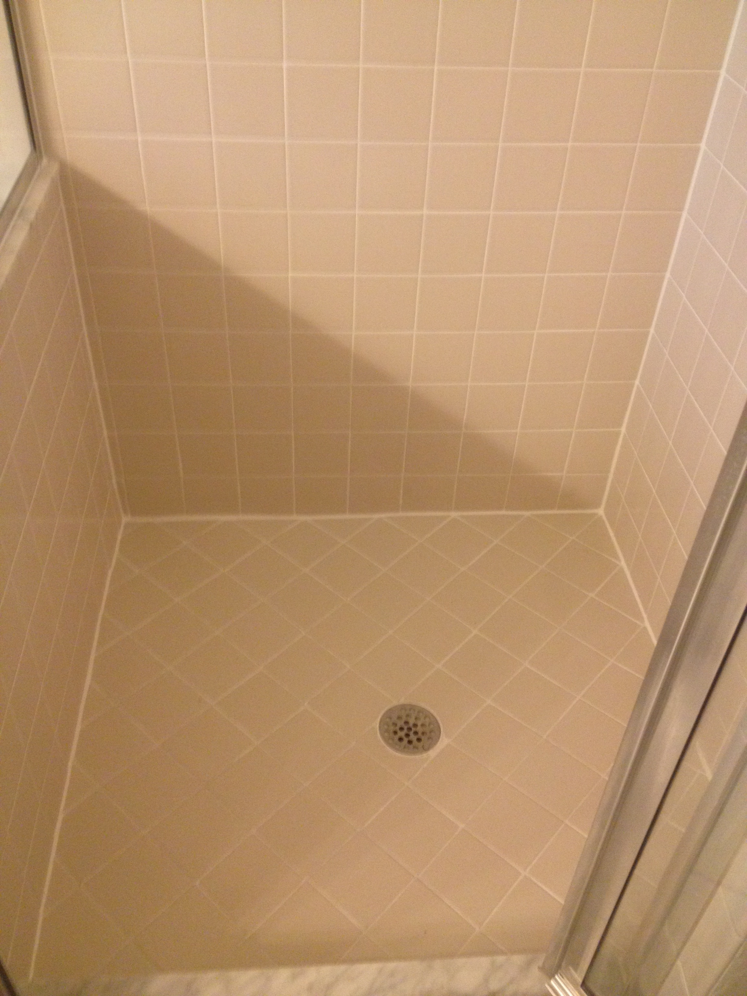 Clean Showers And Tile Are What We Do