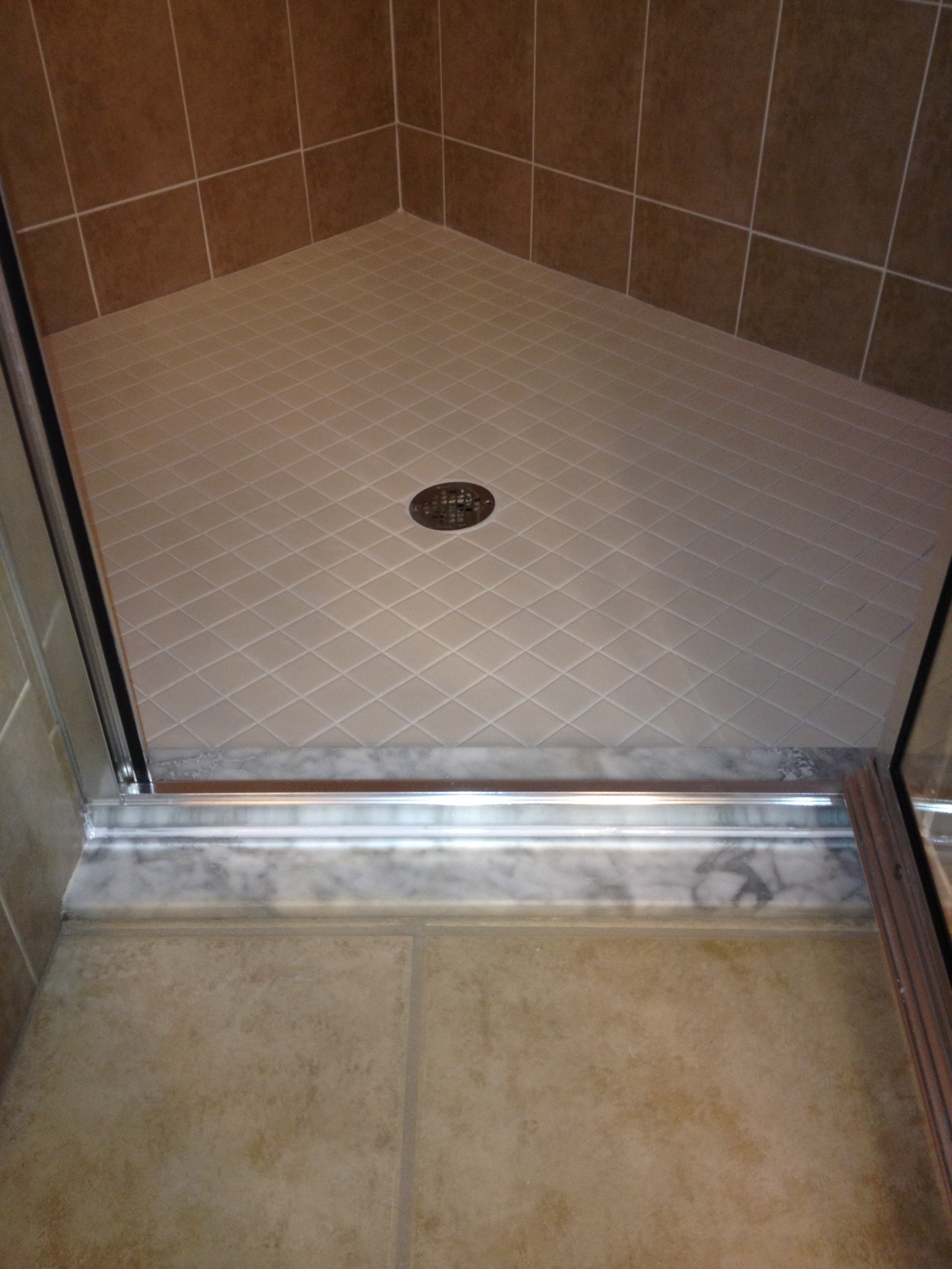 Our Team Loves Cleaning Tile and Grout