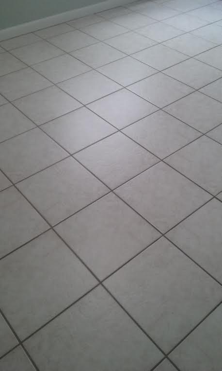 Dirty Tile and Grout Makes You Sad