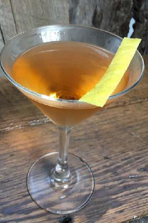 Empire Martini Memorial Day Cocktail