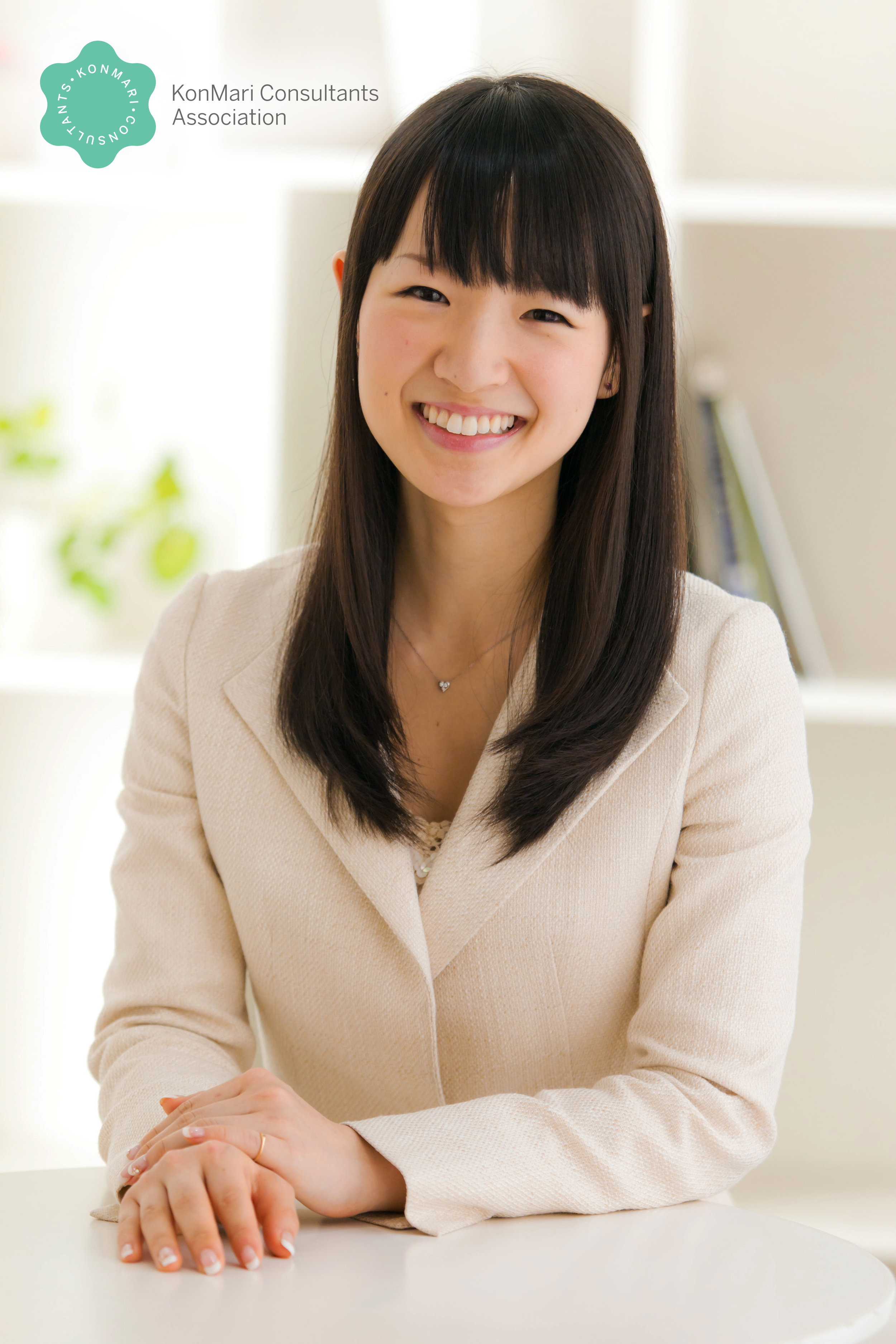 KonMari Consultant Photo of Marie Kondo Full Logo.jpg