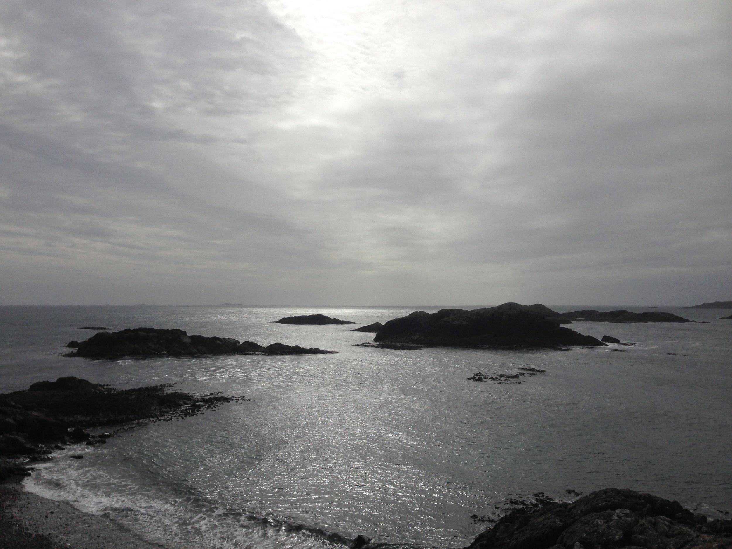 Sacred Island of Iona, Scotland