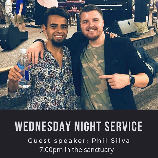 Happy Wednesday Pointe family! Get plugged in with one of our Mid-week activities to grow and serve! Join us for a mid week message from Phil tonight! See you 🔜