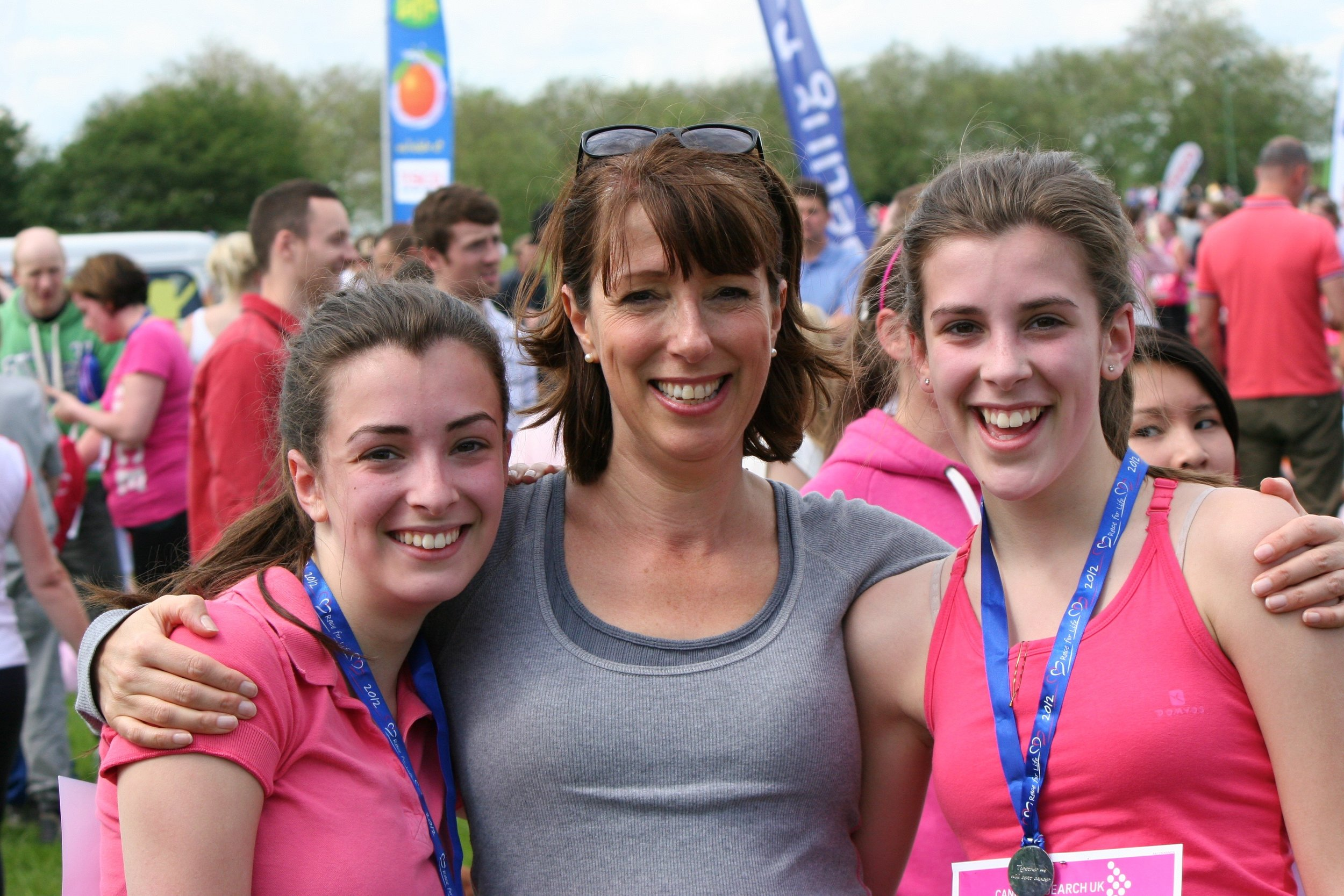2012 - Race for Life, Nottingham