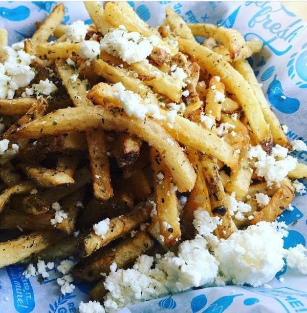 naughty fries